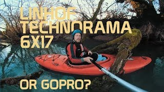Will Linhof Technorama replace a GoPro?!?