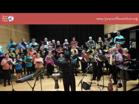 Bashana Haba'ah [Dance Version in Hebrew and English] - Peace of Heart Choir [Live] [HD]