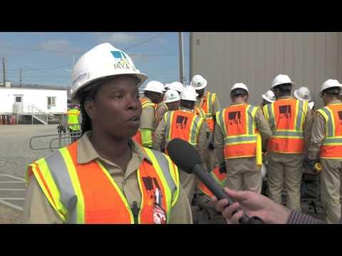 Training Program has Part-time Carpenter Dreaming of a PG&E Career