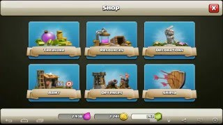 Clash of Clans Strategy of Upgrade Gold Mine & Elixir collector to Max on Day 1 Part 2