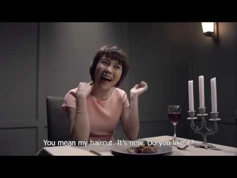 Thailand Ads : How To Cool Your Girlfriend (Funny)