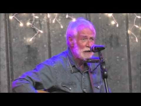 """David Mallett Performs """"I Knew This Place"""""""