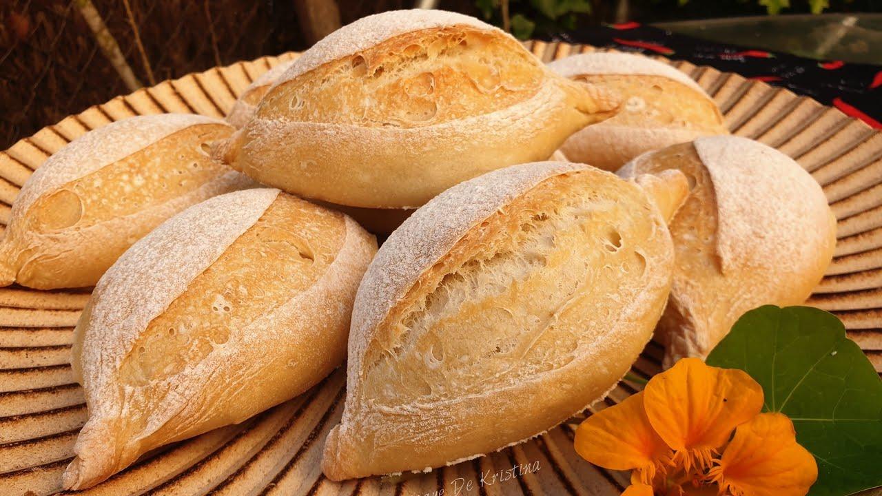 Хлебчета-дебеланчета с хрупкава коричка
