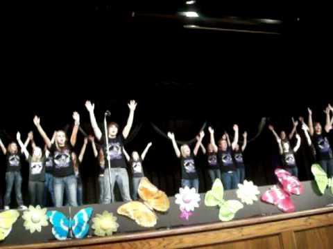 Footloose- DeQueen High School Show Choir [Spring Concert 2012]