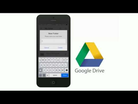 How to Upload Photos to Google Drive (iOS Tutorial) [Photo