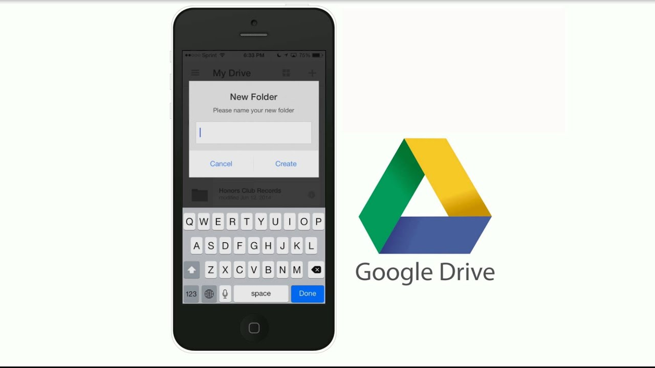 How To Upload Photos To Google Drive Ios Tutorial Photo Backup