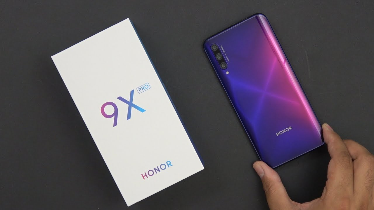 Image result for Honor 9X - HD Images