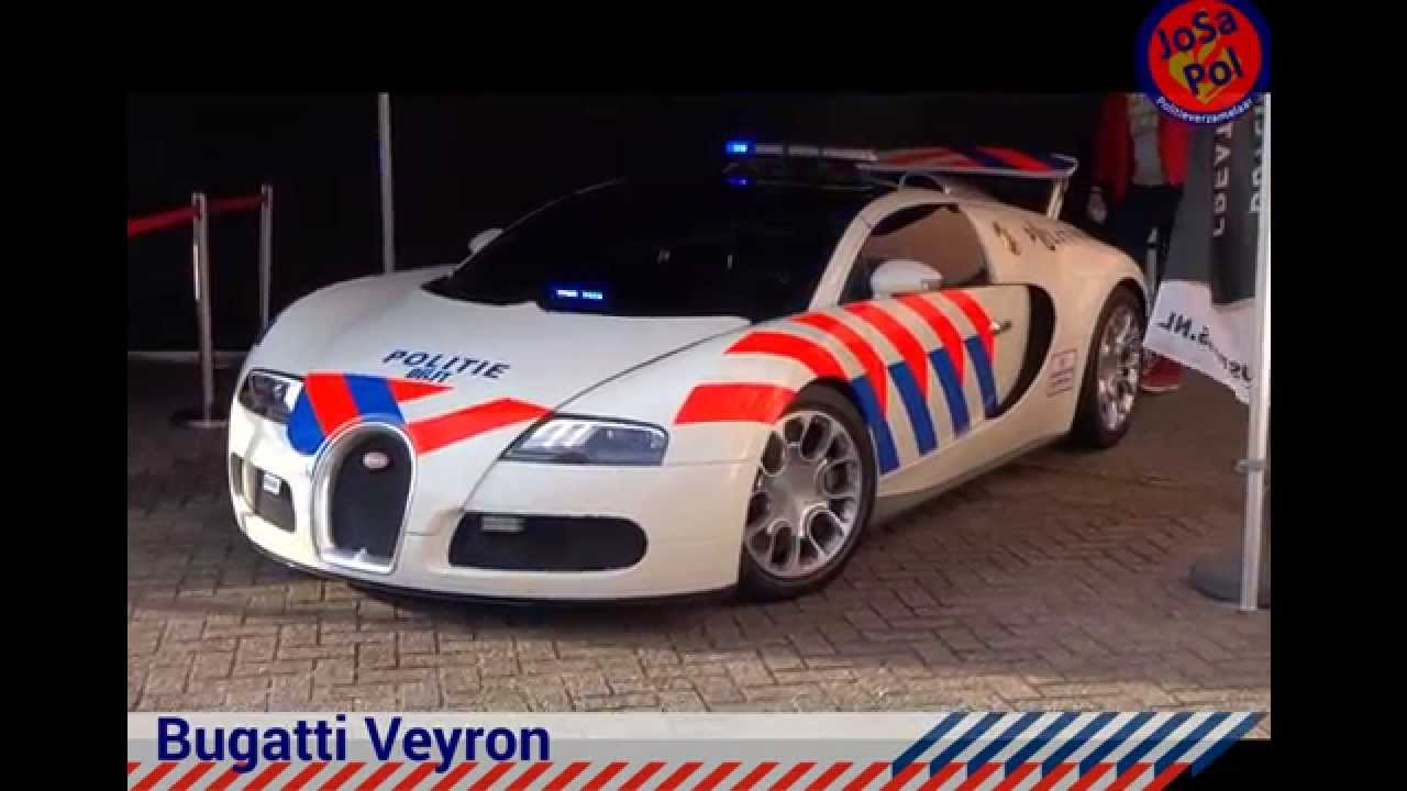 Bugatti Veyron Op 112dag Politie Delft Youtube
