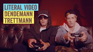 Literal Video: Dendemann feat. Trettmann – Littbarski