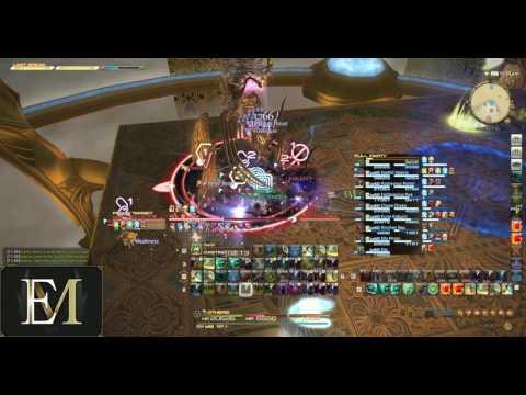 Final Fantasy XIV - Sophia, The Goddess Extreme Kill (AST