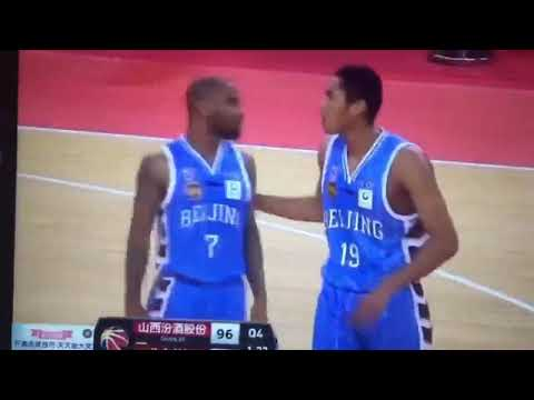 Brandon Jennings also gets into a fight in China
