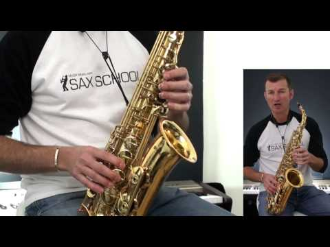 Sax Solo from You Belong to the City by Glenn Frey