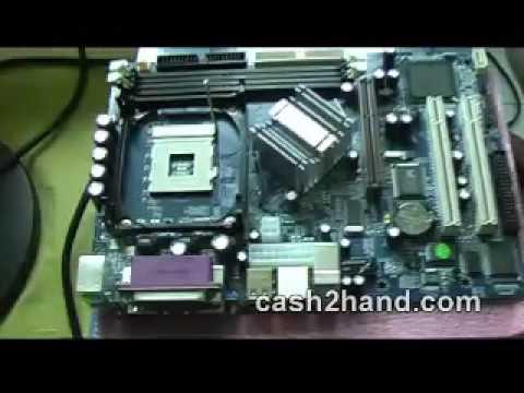 Intel desktop board d865gbf d865perc