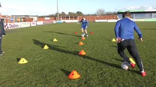 Speed & Agility   Training From Home