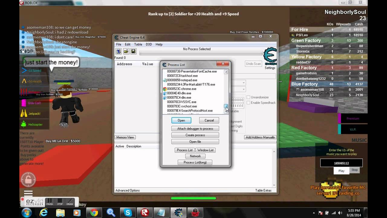 2Pgft roblox 2 player gun factory tycoon how ti find vaktus and