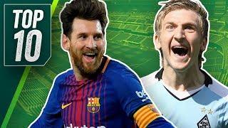 Andere Länder, anderer Messi: Die Top 10 Messis des Weltfußballs