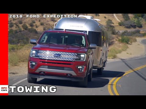 2018 Ford Expedition Towing