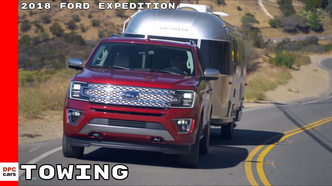 Ford Expedition Towing