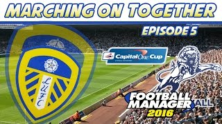 FM16 Beta: Marching on Together - Episode 5 - COC Quarter Final!!