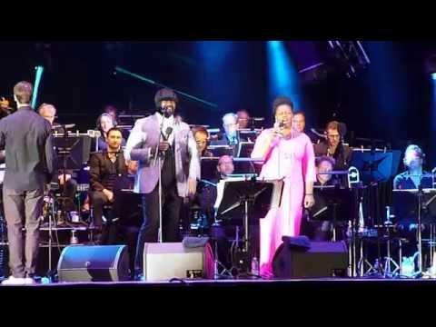 Gregory Porter & Dianne Reeves - Grandma's Hands (Live in Stuttgart, 09.07.2015) [HD]