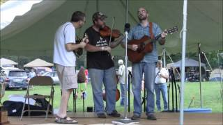 The Sharkey Farmers - Duncan And Brady - Morehead Old Time Music Festival 2012