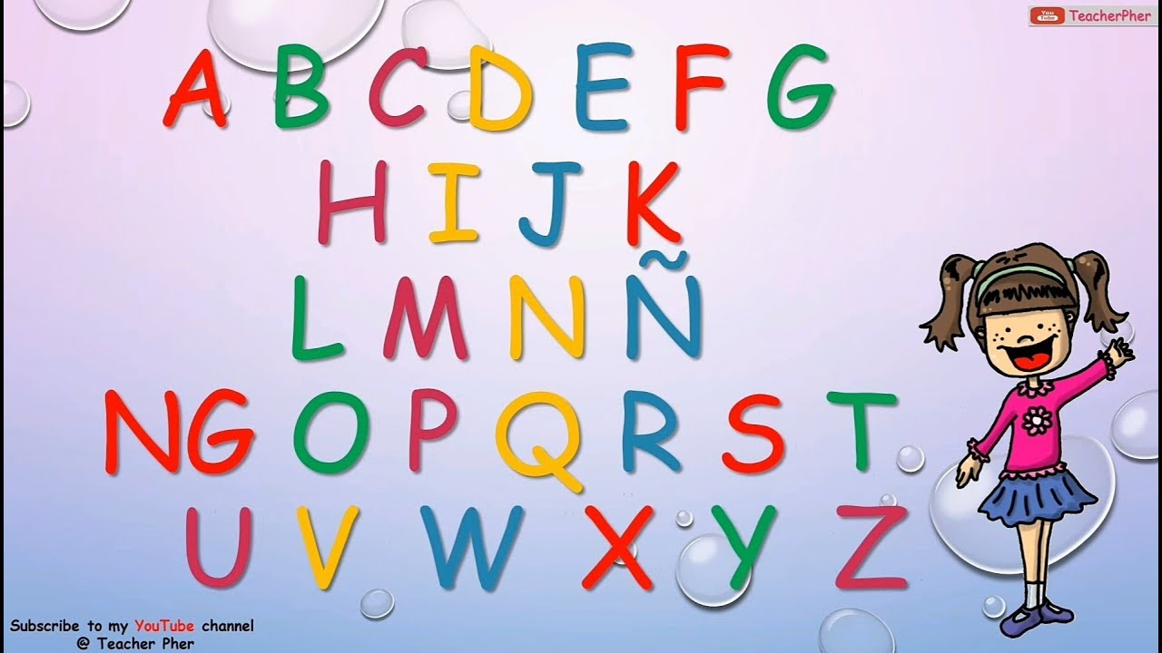 hight resolution of ALPHABET SONG TAGALOG ALPABETONG FILIPINO - YouTube