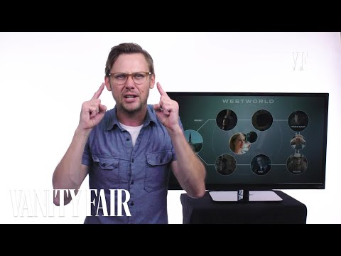 Jimmi Simpson Recaps Westworld Season 1 in 6 Minutes  Vanity Fair
