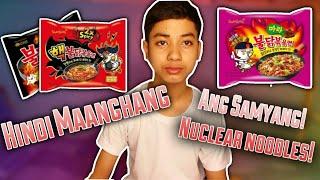 SAMYANG | hindi maanghang ang SAMYANG ×10 | Filipino