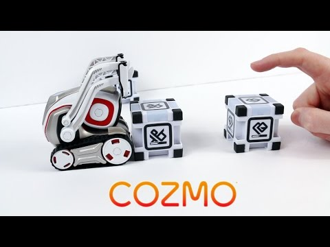 Cozmo Robot /  Best Toy and Game Ever! / Playing with Cozmo / Gamer Chad Plays