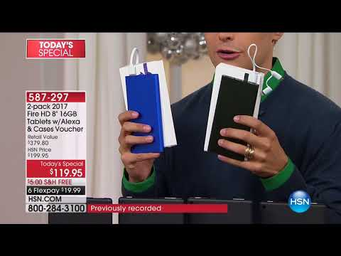 HSN | Electronic Gifts 12.04.2017 - 06 AM