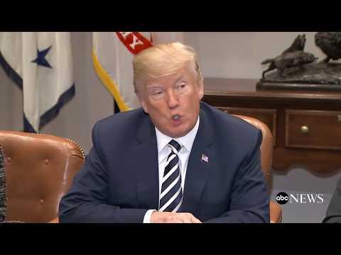 President Trump hosts round table on sanctuary cities | ABC News