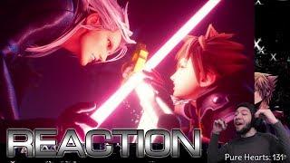 Kingdom Hearts 3 Opening Trailer REACTION