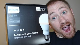 Philips Hue White Starter Kit Overview