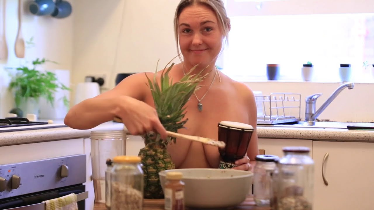 Go Naked At Home Season 1 BLOOPERS - YouTube