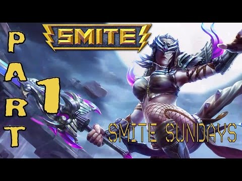 Smite:  Walkthrough Gameplay Part 1 | Nemesis | XBox One Gameplay