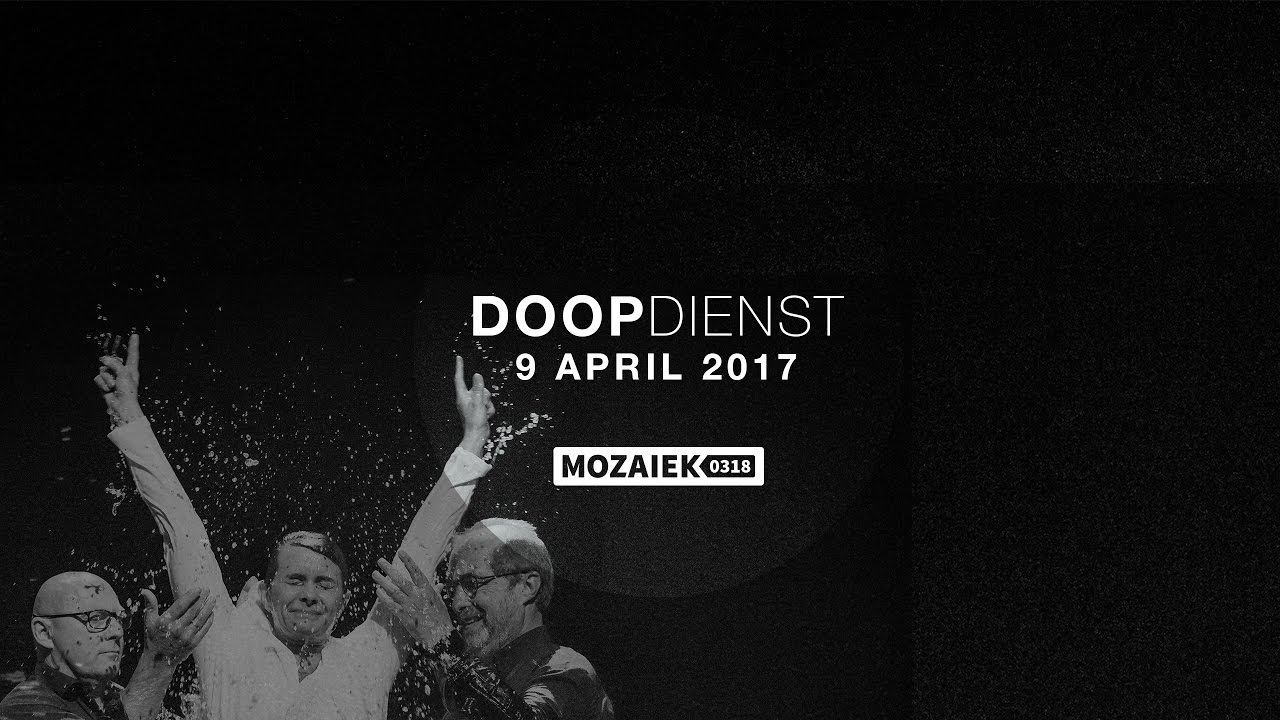 Mozaiek0318 Doopdienst april 2017