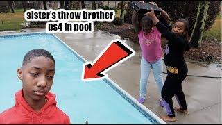 mirah-kam-threw-jay-ps4-in-the-pool-prank