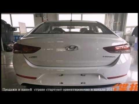 Обзор Hyundai Solaris 2017 в новом кузове. Ресталинг. Overview Hyundai Solaris 2017 in the new body.