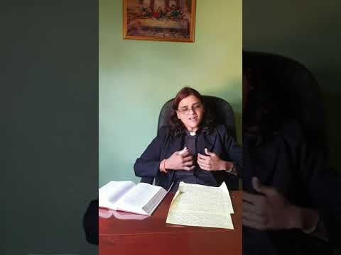 Penal Presbyterian School's Faith and Confidence Service 2020