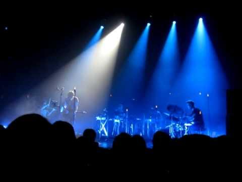 Apparat - The Soft Voices Die, München Kammerspiele 2011