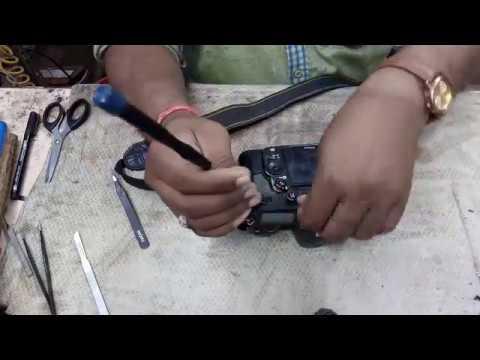 Nikon D-7000 Keypad problem| Faulty buttons | swastik camera electronics