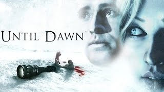 Until Dawn PS4 Gameplay - E04 - Step Up