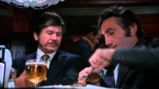 Short featurette about Charles Bronson in St. Ives 1976
