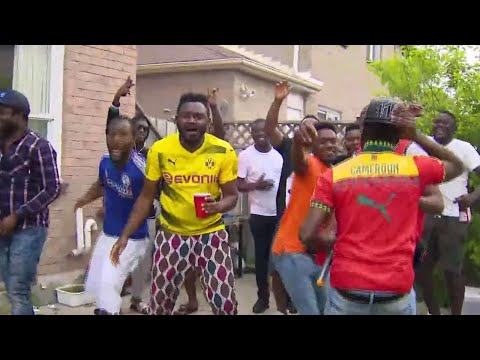 Cameroon Community Celebrate Native Son Pascal Siakam
