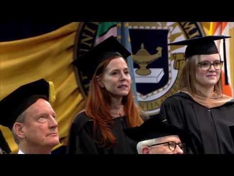 2017 U-M College of Engineering Commencement