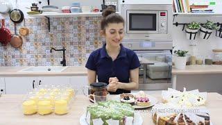 Чизкейки Тарты Торты и Пирожные / ДЕГУСТАЦИЯ