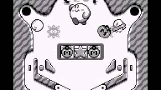 Game Boy Longplay [051] Kirby´s Pinball Land