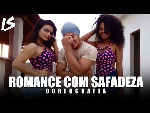 Romance Com Safadeza - Wesley Safadão ft Anitta  Coreografia Cia Irtylo Santos