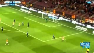Galatasaray   İnter 1 0 Geniş Özet Hazırlık Maçı HD