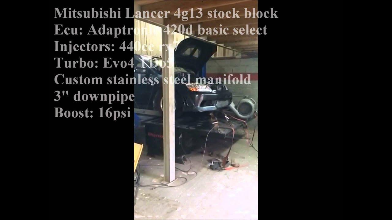 hight resolution of mitsubishi lancer 4g13